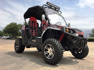 New Trailmaster Challenger 150-X 2x4 UTV (Loaded)  Shipping Not Included