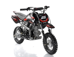 2021 Apollo AGB-21C 70 Fully Automatic Dirt Bike - Shipping Not Included
