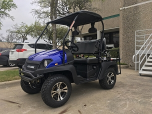 New Cazador 200 GVX 4 Seater Golf/UTV - *Free Fully Assembled & Delivered to Commercial Location