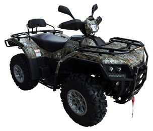 New 2018 LINHAI Bighorn 700 Water Cooled, EFI, 4x4 Auto ATV - Red or Camo Only - *Shipping Not Included