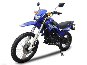 New 2018 BMS CRP 250 Enduro Street Legal Motorcycle -*CLICK SHIPPING QUOTE BELOW