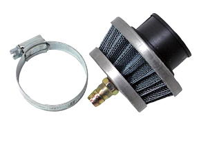 AIR FILTER 32mm WITH NOZZLE (AF-1A) (FDJ-DA017)