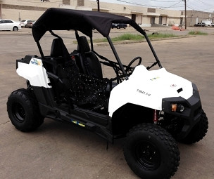 New Trailmaster Challenger 150 S 2x4 utv - Shipping Not Included