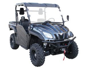 NEW 2019 Comrade 650 4x4 EFI UTV Loaded - Shipping Not Included - PLEASE FORWARD E-MAIL FOR SHIPPING QUOTE