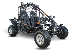 2018 Kandi Spider 200 GKA-2A Go Kart -*Free Commercial Delivery - 12 Month Engine Parts Warranty