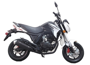 New 2021 American Lifan Mini 150 - 5 Speed Manual Transmission Motorcycle - Shipping Not Included