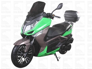 New 2018 Ice Bear T-9 150 Scooter - Free Home Delivery - 12 Month Engine Part Warranty