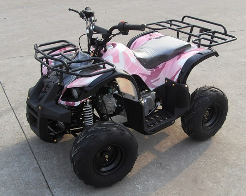 New Utility Style ATV-125 Automatic - 16' Tire/7 ' Wheel - *Shipping Not Included