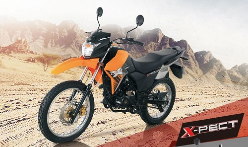 New American Lifan XPect 200 Fuel Injected Digital Dash Dual Purpose Motorcycle - Free Commercial Delivery to Denver, CO.
